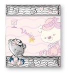 STERLING SILVER Picture Frame VANILLA.BEAR 4